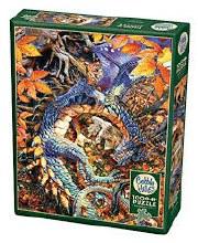Abby's Dragon 1000pc - COB80247