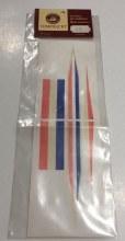 Dutch Flags 110x70mm