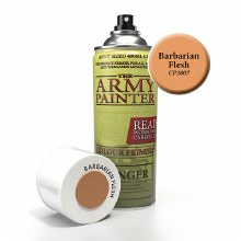 Acrylic Barbarian Flesh Colour Primer Spray - CP3007
