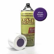 Acrylic Alien Purple Colour Primer Spray - CP3019