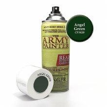 Acrylic Angel Green Colour Primer Spray - CP3020