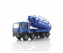 1:50 Scale Water Recycling Truck - KDW625030