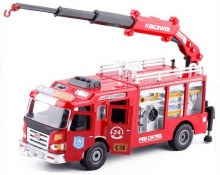 1:50 Heavy Rescue Fire Engine - KDW625045W