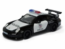 "1:36 5"" Porsche 911 GT3 RS Police Car - KT5352DP"