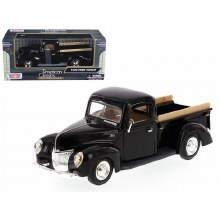 1:24 1940 Ford Pickup (Black) - MM73234