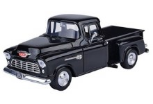 1:24 1955 Chevy Stepside (Dark Blue) - MM73236