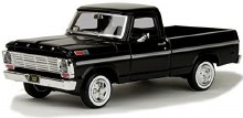 1:24 1969 Ford F-100 Pickup (Black) - MM79315