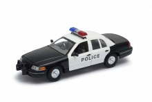 1:24 Ford Crown Victoria Police - 22082