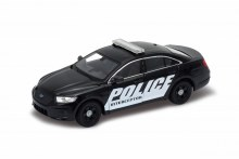 1:24 Scale Ford Police Interceptor (Black) - 24045