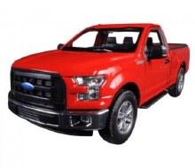 1:24 Scale Ford F-150 Regular Cab, Red - WL24063W