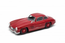 1:24 Scale Mercedes-Benz 300SL (Red) - 24064