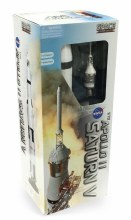 1:72 Scale Apollo 11 Saturn V Assembled Model  - 50388