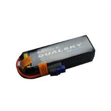 Dualsky 2200mah 14.8v 4S 50C HED Lipo w/ XT60 - DSB31812