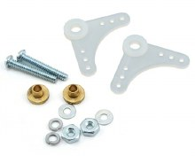 90 Degree Bellcrank Assembly (2) - DBR167