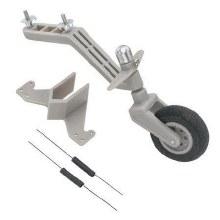 Semi Scale Tailwheel 20-60 - DBR955