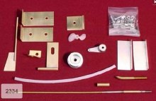 Running Hardware Kit Flex Out Drive for #1410, 1411 - 2334