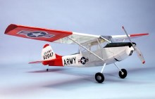 "Bird Dog 40"" Wingspan Electric RC Model Kit - 1804"