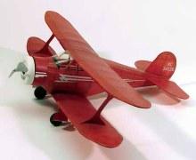 "Staggerwing Wingspan 17.5"" Balsa Kit - 214"