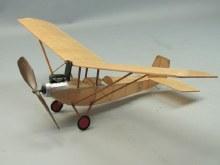 """Air Camper 18"""" Wingspan Balsa Kit - 231"""