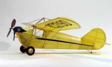 "Aeronca C-3 Master 30"" Wingspan Balsa Kit - 304"