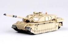 1:72 Scale British Challenger II Iraq 2003 - 35012