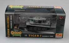 1:72 Scale Tiger 1 (Middle)-sPzAbt.101, Normandy 1943 - 36216