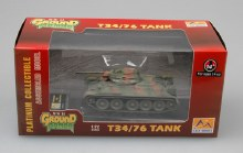 1:72 Scale T34/76 1942 RUSSIAN - 36266