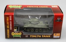 1:72 Scale T34/76 1942 RUSSIAN - 36267