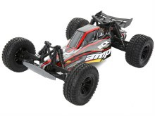 1:10 AMP 2WD Desert Buggy RTR Black/Yellow - 03029AU1