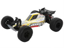 1:10 AMP 2WD Desert Buggy RTR White/Red - 03029AUT2