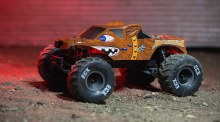 1:10 Brutus 2WD Monster Truck Brushed RTR - 03055