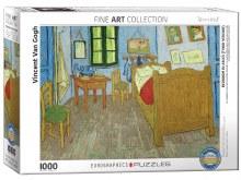 Bedroom in Arles 1000pc - EUR60838