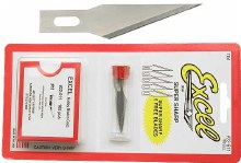 #11 Super Sharp Double Honed Blades (100) - 22611