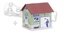 Basic Police Paintable Model Kit - 150150
