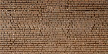 HO Scale Wall Card, Sandstone Red - 170611