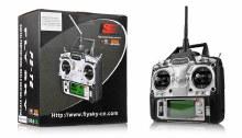 Flysky T6 2.4Ghz 6ch RC Transmitter - FS-T6