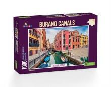 Burano Canals 1000pc - FUN1072