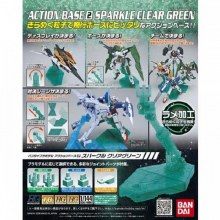 Action Base 2 Sparkle Clear Green - 5057602