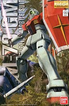 RGM-79 GM (Ver. 2.0) MG - 0158126