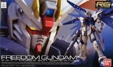 Freedom Gundam ZGMF-X10A RG - 0171625