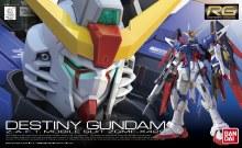 Destiny Gundam RG - 0181595