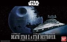 Death Star II & Star Destroyer - 230358