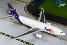 1:200 Scale Airbus A310-300F FedEx N811FD - FDX861