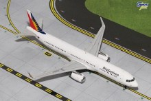 1:200 Scale Airbus A321 Philippines RP-C9907 Sharklets - PAL484