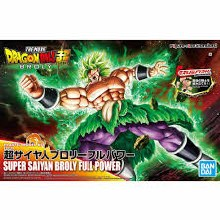 Figure-rise Standard Super Saiyan Broly Full Power - 50557121
