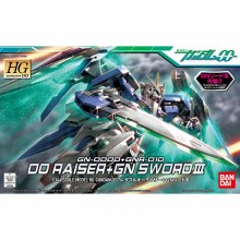 00 Raiser + GN Sword III HG - 5057383