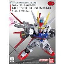 Ex-Standard GAT-X105 + AQM/E-X01 Aile Strike Gundam - 5057598