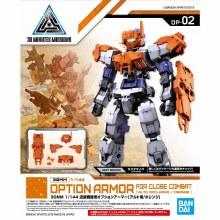 30MM 1/144 OPTION ARMOR CLOSE COMBAT (Orange) - 5057782