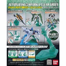 Action Base 1 Sparkle Clear Green - 5058283
