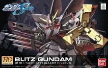 Blitz Gundam HG - 5060361